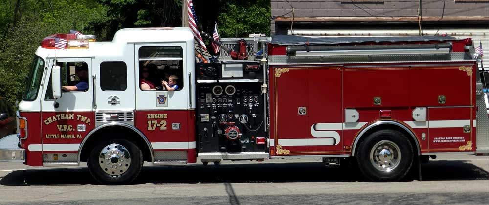 Chatham Township Fire Truck